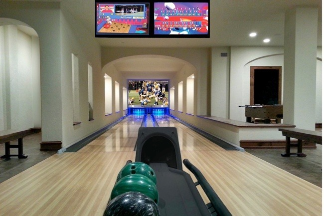 home bowling equipment, bowling lanes for home