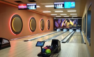 bowling alley equipment