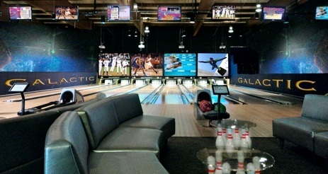 Bowling Alley Business
