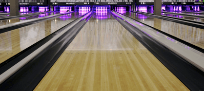 Bowling Alley Flooring