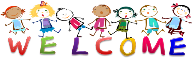 Image result for welcome childrens clip art