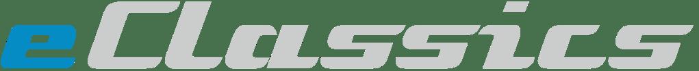 eClassics_Logo, Murschel Electric Cars, Voithstr. 71272 Renningen ist Partner von eClassics für elektroauto Umbau Prototybenbau