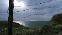 Fence near Belmullet Co Mayo