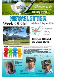 Newsletter July 2018-1