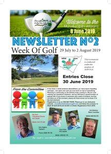 Newsletter Nº 2 2019-1