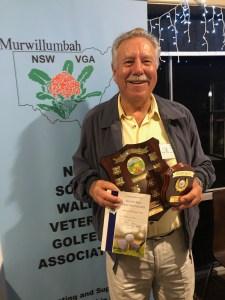 Winner 2019 John Tallis