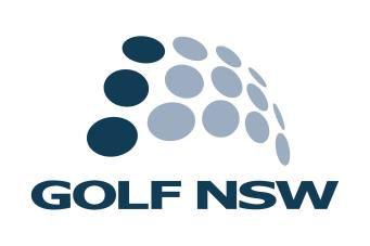 Golf NSW Logo
