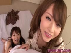 吉沢明歩と香西咲との3Pが素敵なえっくすひビデオ 日本人