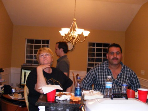 Barb and Samir