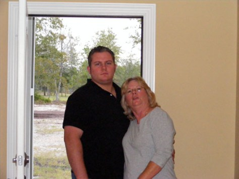 Mom and Ricky