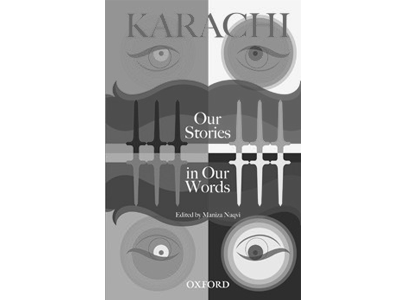 Book - Karachi our stories in our words