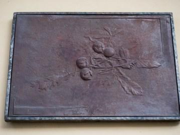 胡桃の壁画