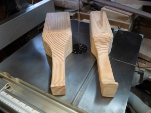 bandsaw scoops