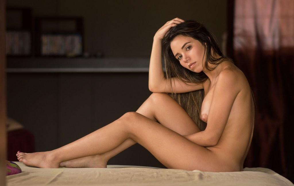 'Lazy Afternoon' Daniela Ledezma by Davide Santoro