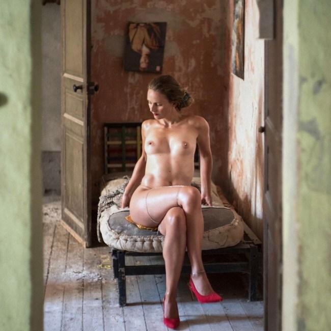 'Abandon Love' Sara by Tobias Wilner