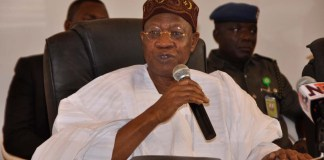 Nigeria remains at terrorists