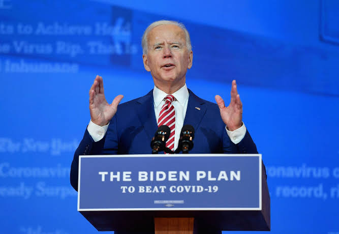 Joe Biden unveils $1.9tn US economic relief package that includes $1,400 direct payments to all Americans