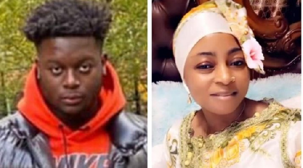 Musa Camara allegedly fatally shot his mother, Fatoumata Danson, after she told him to get a job