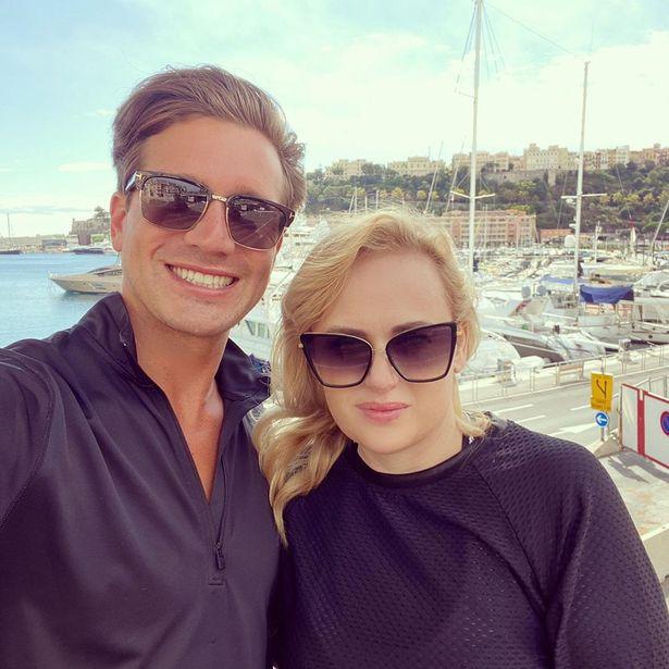 Rebel Wilson splits from billionaire boyfriend Jacob Busch after four months romance