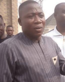 Tinubu, Makinde and other Yoruba politicians are Fulani slaves - Sunday Igboho