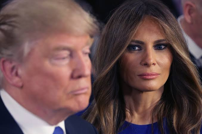 Melania Trump ?bitter and chilly? with Donald Trump about White House exit - New report claims