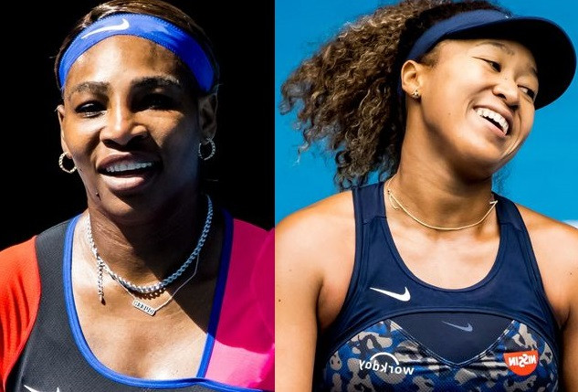 Australian Open 2021 : Serena Williams sets up semi-final showdown with Naomi Osaka after beating Simona Halep
