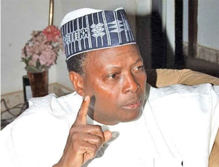 Second republic lawmaker, Junaid Mohammed is dead