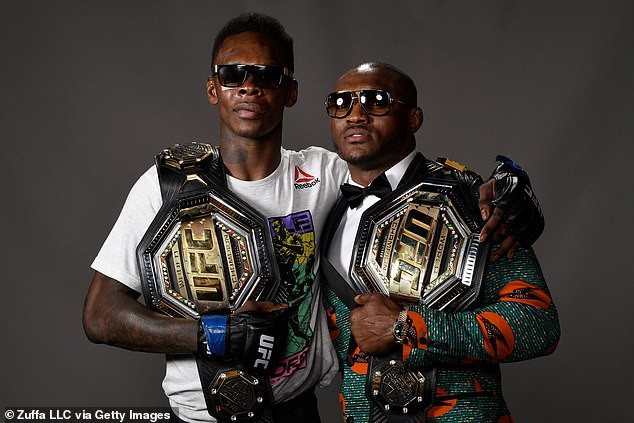 UFC champion Kamaru Usman reveals why he won