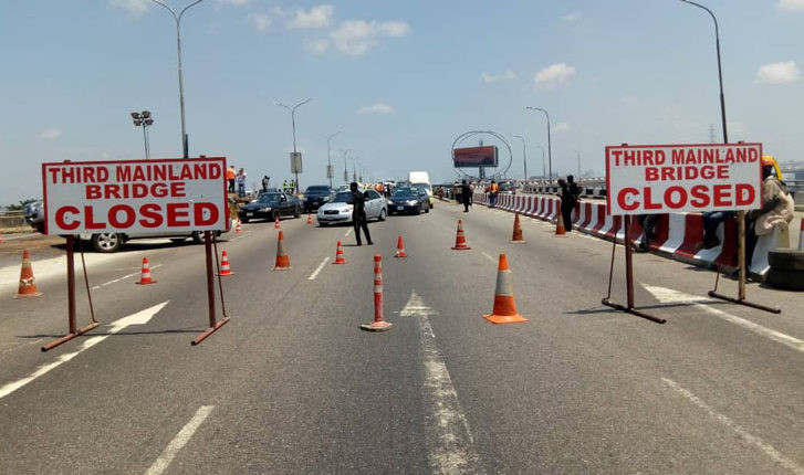 Lagos state govt to completely shut down 3rd mainland bridge on Friday