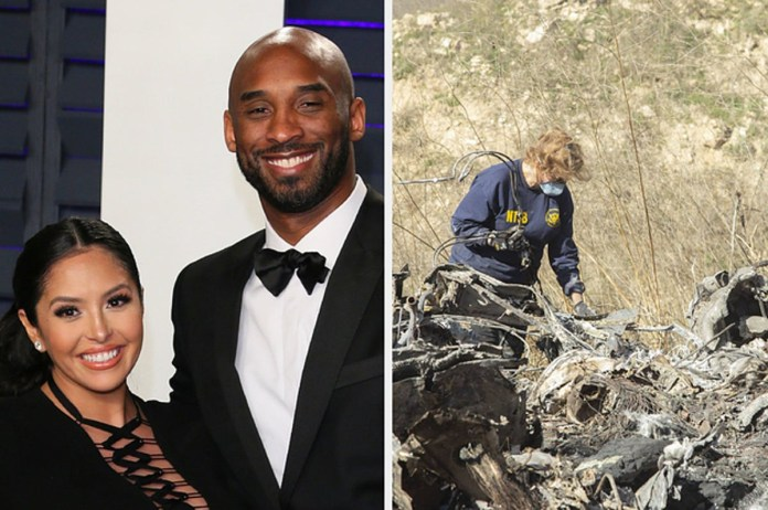 Vanessa Bryant wins lawsuit that will reveal names of deputies who shared Kobe Bryant crash photos