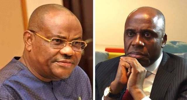 I made Amaechi governor - Governor Wike