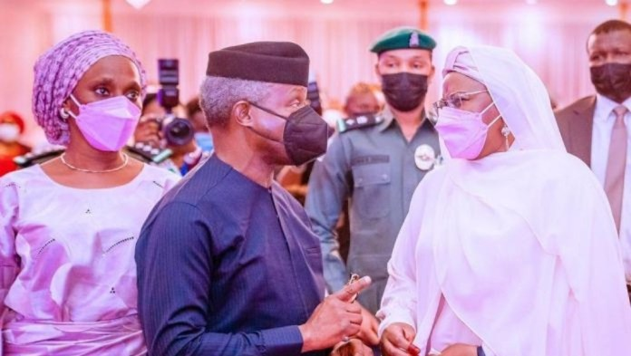 Aisha Buhari is an unusual First Lady. She is the first to be on Twitter, Instagram and other social media platforms - VP  Osinbajo