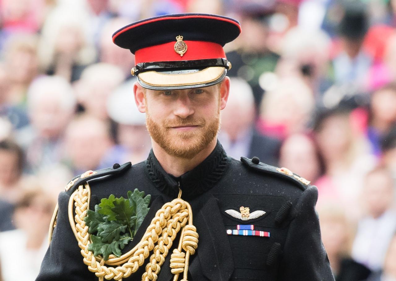 Prince Harry won