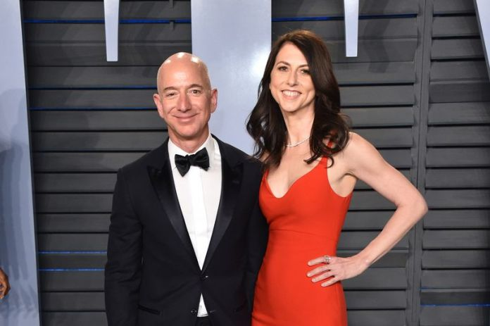 Jeff Bezos is reported to have paid £350million for the superyacht