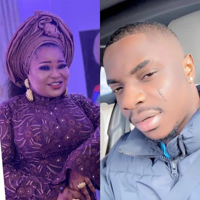 """""""The only first lady I know""""- MC Oluomo"""