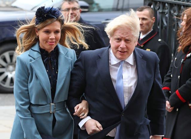UK Prime Minister, Boris Johnson and fianc?e Carrie pick wedding date