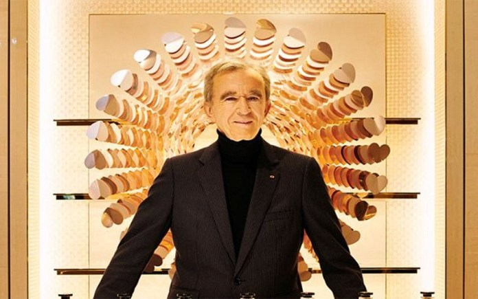French fashion tycoon, Bernard Arnault overtakes Jeff Bezos to become the world