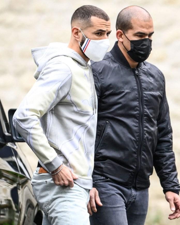 EURO 2020: Karim Benzema arrives at France