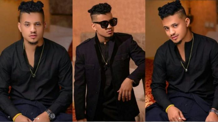 Ex-BBNaija star, Rico Swavey shares new photos looking all swagged up with  his new hairstyle - AkPraise
