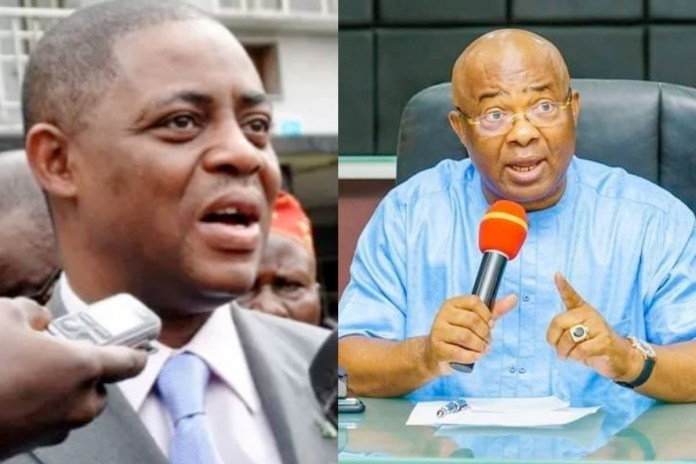 You can?t benefit from Gulak?s assassination - Gov Uzodimma tells FFK; he replies