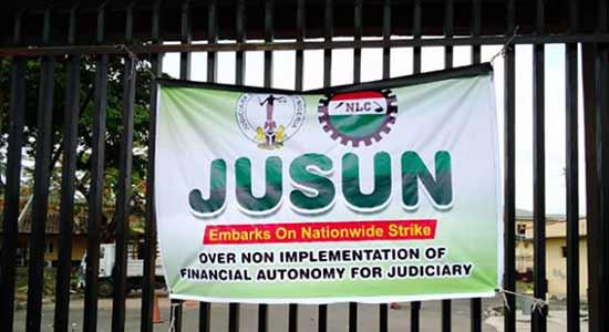 JUSUN suspends strike