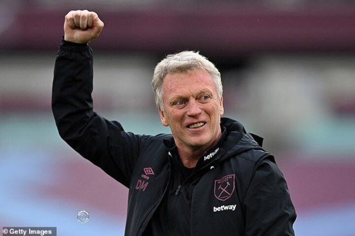 West Ham manager, David Moyes agrees new three-year deal amid Everton interest