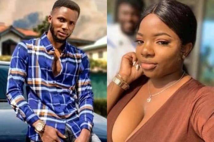 Dorathy left me with a swollen d**k after giving me a blow job in the Big Brother House - Brighto claims