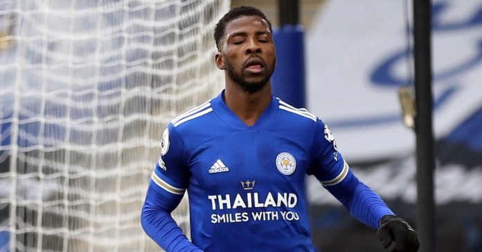 Kelechi Iheanacho explains thinking as star pens huge new Leicester deal