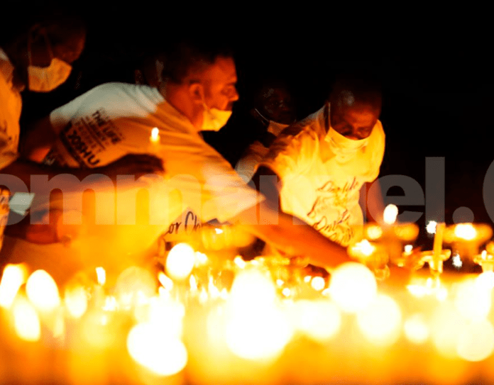 Fire guts Synagogue Church on night of late founder?s candlelight procession; Church reacts