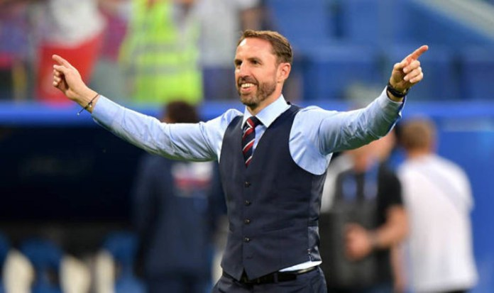 Gareth Southgate to receive a knighthood from Queen Elizabeth if he guides England to win Euro 2020