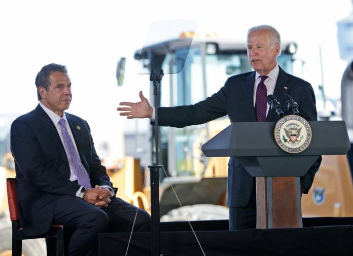 President Biden calls on New York Governor Cuomo to resign after sexual misconduct allegation