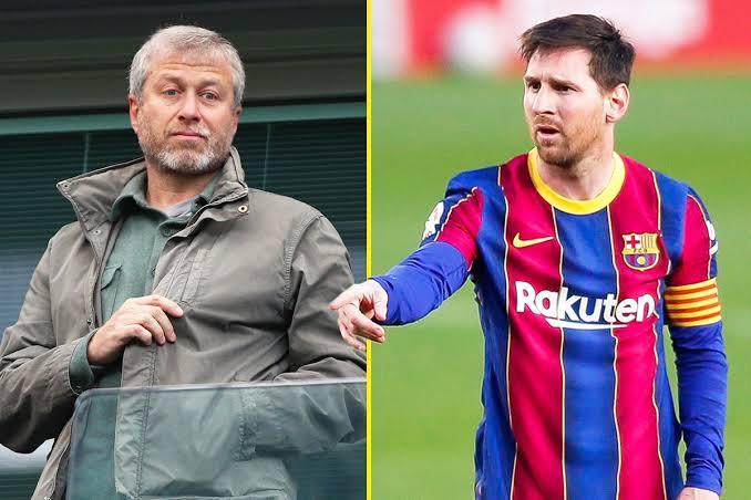 Chelsea owner, Roman Abramovich