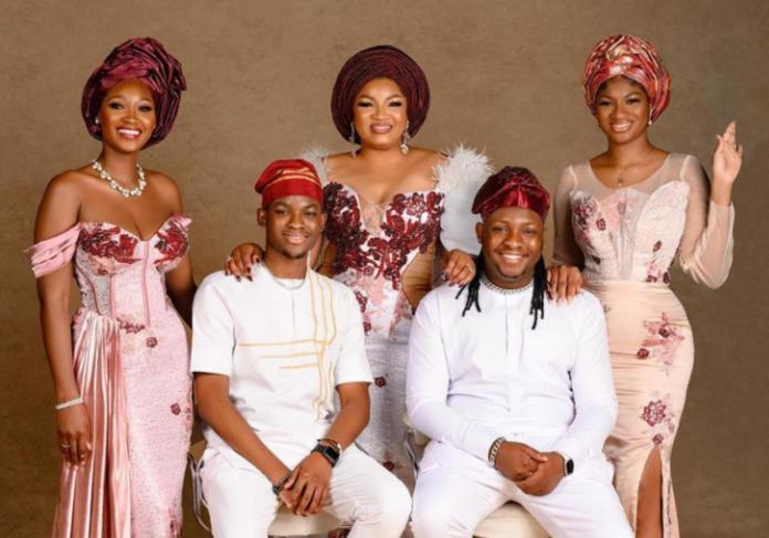 omotola family