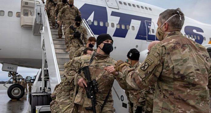 Afghanistan: Biden authorises 6,000 U.S. troops to assist in evacuation